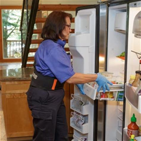 refrigerator repair service sears home services