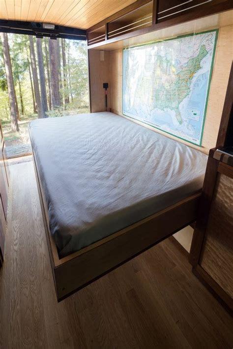 rv with murphy bed brilliant ideas for cer vans murphy bed cer van