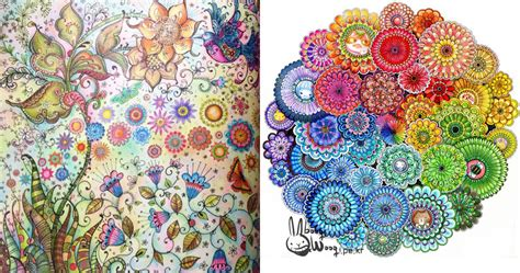 coloring book for adults johanna basford artist creates coloring books and sells more than a