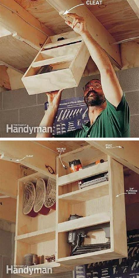 great diy ideas  garage storage  organization