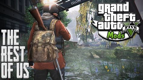 the rest of us gta v mods the rest of us experience the zombies have arrived youtube