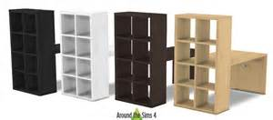 How To Build A Bookcase With Doors Around The Sims 4 Custom Content Download Objects