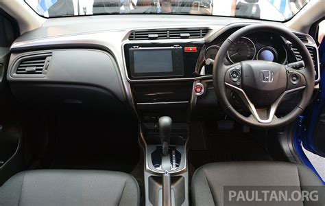 Honda City Interior by 2014 Honda City Launched In Malaysia From Rm76k Image 236326