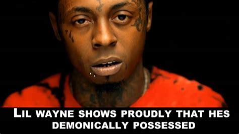 lil wayne love me like satan possessed demon youtube