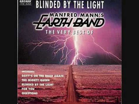 Blinded By The Light Manfred Mann by Manfred Mann Blinded By The Light Mp4