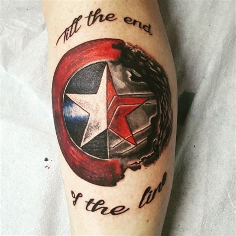 till the end tattoo solid tattoos