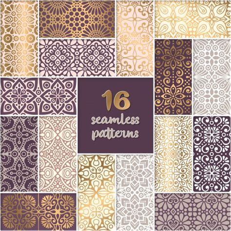 seamless pattern freepik shiny seamless pattern collection vector free download
