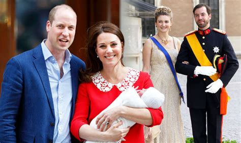 Prince Is Moving To Europe by Kate Middleton And Prince William Luxembourg Royals