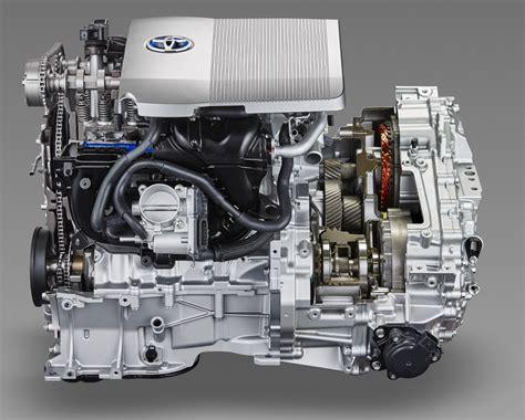 Toyota Prius Transmission 2016 Toyota Prius A Few Details On Engine Hybrid System