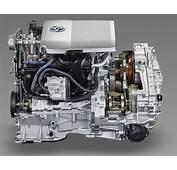 2016 Toyota Prius A Few Details On Engine Hybrid System