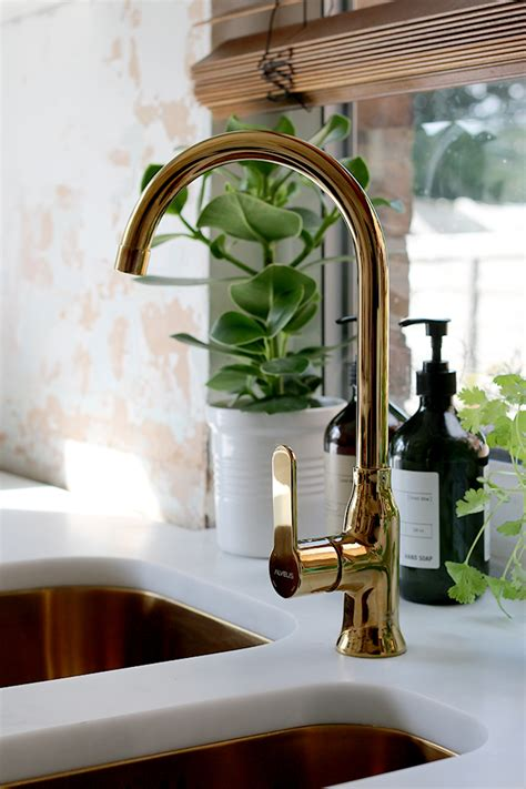 the best source for gold copper and black taps in the uk