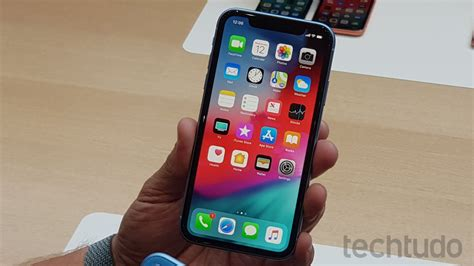 iphone xr celulares e tablets techtudo