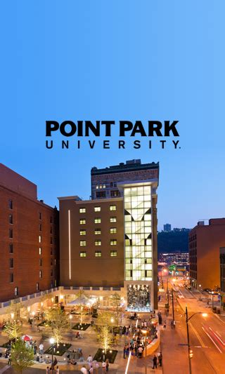 Point Park Mba Alumni by Admitted Students Downloadables Point Park