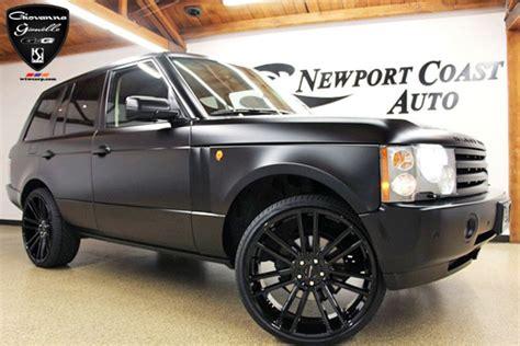Koko Big Size 24 black wheels for range rover giovanna luxury wheels