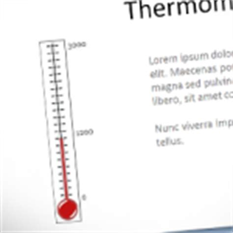 Fundraising Thermometer Powerpoint Ppt Presentations Fundraising Ppt Templates