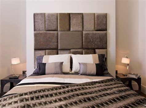 bed designs with cushioned headboard headboard ideas 45 cool designs for your bedroom