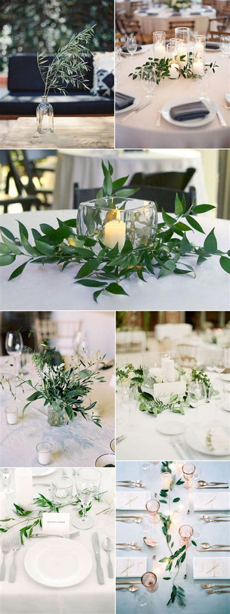 Table Decorations For by Best 25 Table Centerpieces Ideas On