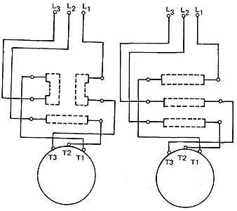 Starting Three Phase Squirrel Cage Induction Motors