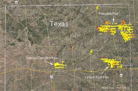 texas wildfire map three fires in texas panhandle burned 400 000 acres wildfire today