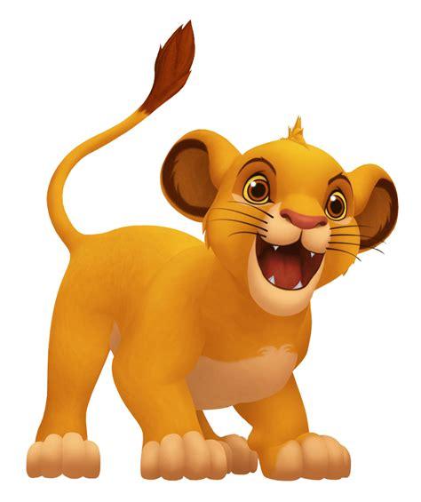 image simba kiara png the index of kingdom hearts ii renders pride lands