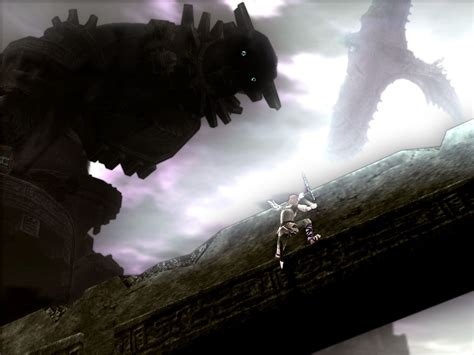 shadow of the colossus images dont fall hd wallpaper