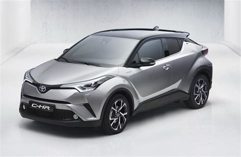 suv toyota toyota c hr production compact suv leaks out early