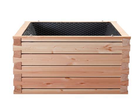 Holz Unbehandelt Kaufen by Terrasso Hochbeet Douglasie Roh Unbehandelt Kp Holzshop De