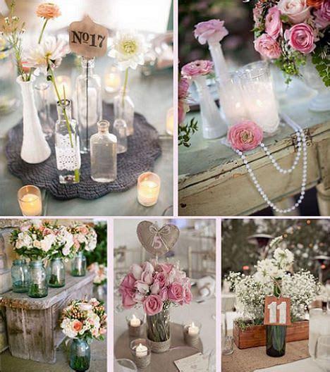 decoracion vintage para fiesta ideas decorar para una fiesta de boda vintage