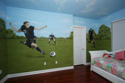 soccer themed bedroom soccer themed bedroom natalie s dream room pinterest