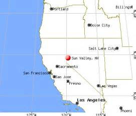 sun valley california map sun valley nevada nv 89433 profile population maps