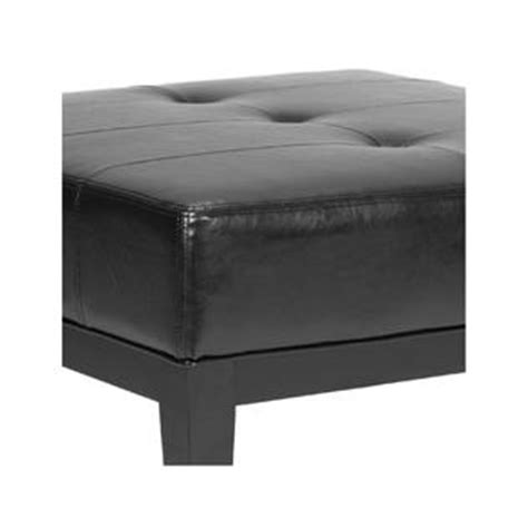 small square ottoman safavieh hudson collection fulton small square cocktail