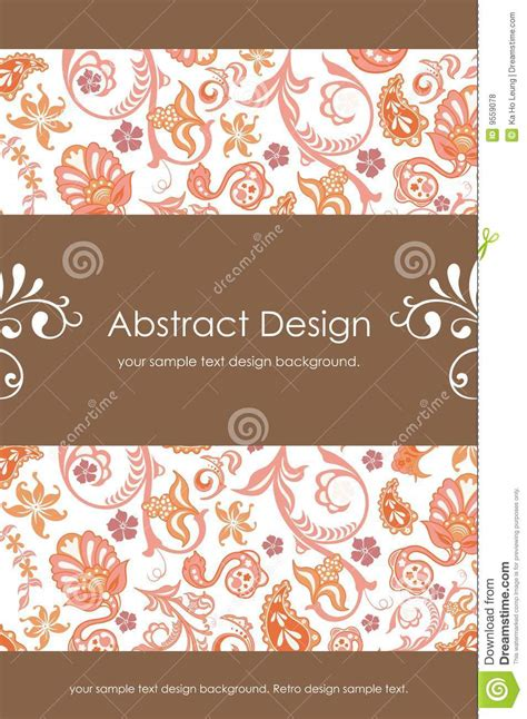 Abstrak Floral 1 floral abstract background 1 5 royalty free stock photos