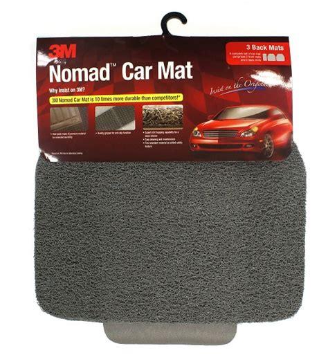 3m Car Mat by 3m Nomad Car Mats Black Front Pair Lazada Singapore