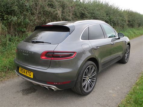 Test Porsche Macan by Porsche Macan S Diesel Road Test Report And Review