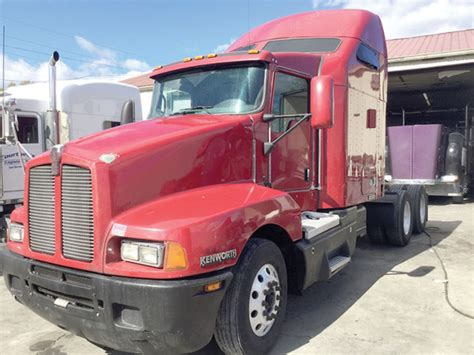 2007 kenworth truck 2007 kenworth t600 for sale 53 used trucks from 16 000