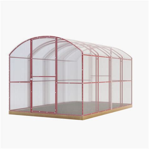How To Make A 3d Model Of Greenhouse Effect 3d model greenhouse