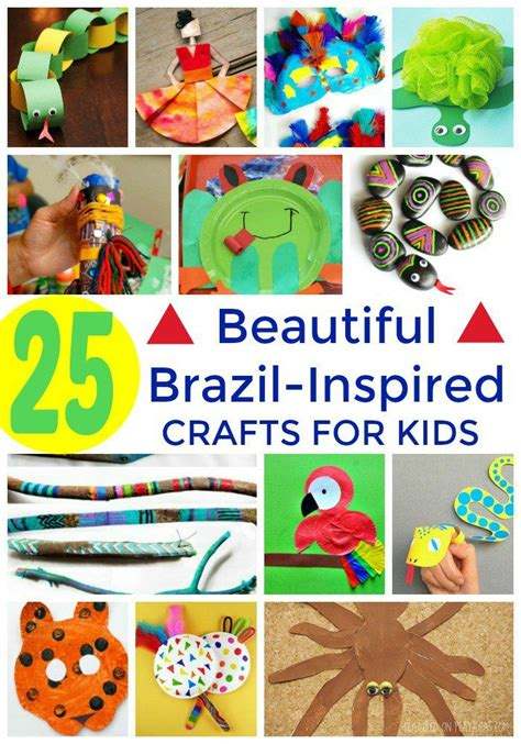 brazil arts and crafts for 66 best unit south america images on