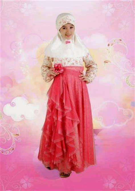 Gamis Pesta Anak gamis pesta anak perempuan yang anggun sentra obral baju