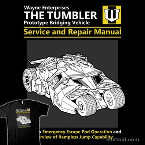 the tumbler service and repair manual shirtoid