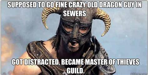 Funny Skyrim Memes - skyrim 10 of the most funny memes pics 171 gamingbolt com