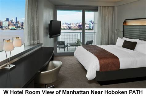 hotel with in room nj top 7 nj hotels with view of nyc new jersey hotels near nyc