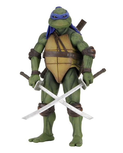 Mutant Turtles Mutant Turtles 1990 1 4 Scale Figure Leonardo