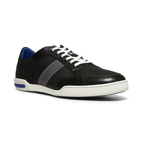 steve madden sneakers steve madden tywin sneakers in blue for navy lyst