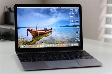 Laptop Apple Macbook Termahal kehidupan enak pengguna macbook 12 inch macpoin