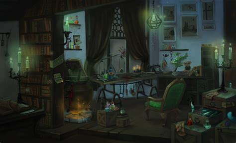 magic room room of magic by cheza kun on deviantart
