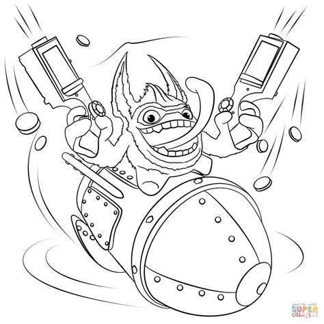 trigger happy coloring page kids coloring europe