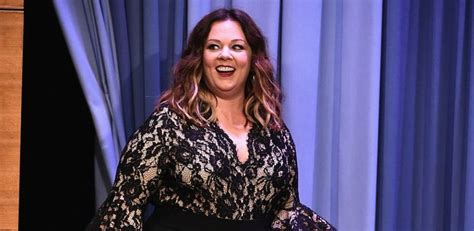 melissa mccarthy weight loss mccarthy reveals the secret melissa mccarthy reveals secrets to 75 pound weight loss