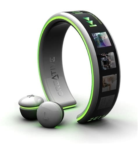 best mp3 player 2013 creative wrist mp3 player concept 2013 macheml solutions