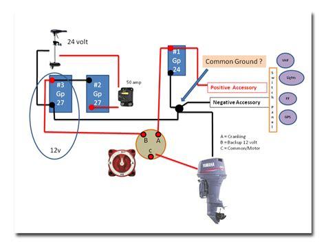 volt battery system wiring diagram wiring diagram