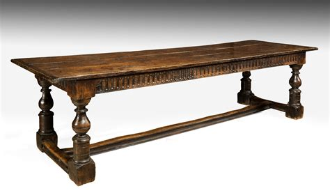 Large Table Large Oak Refectory Table Summers Davis Antiques Amp Interiors